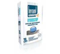 Гидростоп (HYDROSTOP ) Бергауф цементная гидроизоляция обмазочного типа 20кг