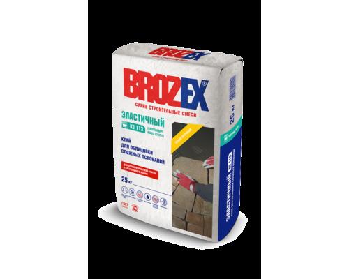 Клей Брозекс (Brozex) Профи КС-113 для плитки на сложных оснований, 25 кг (1 пал/48 шт)