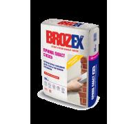Штукатурка гипсовая Брозекс (Brozex) ПРИМА ПЛАСТ GP-55 для стен и потолков премиум, 30 кг (1 пал/40 шт)