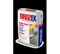 Штукатурка гипсовая Брозекс (Brozex) ПРОФИ ПЛАСТ GPM-51 для машинного нанесения, 30 кг (1 пал/40 шт)