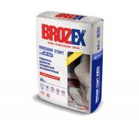 Ровнитель для пола Брозекс (Brozex) НИВЕЛИР СТАРТ NF-410 цементно-полимерный высокопрочный, 5-60мм, 25 кг (1 пал/48 шт)