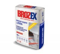 Наливной пол Брозекс (Brozex) НИВЕЛИР МЕДИУМ NF-415 на цементной основе толстослойный, 5-60мм, 25 кг (1 пал/48 шт)