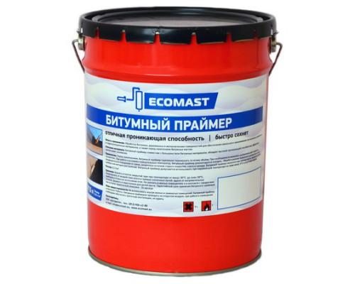 Праймер битумный ECOMAST TM (21,5 л.)