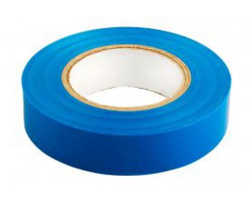 Изолента синяя, ПВХ, 19мм*20м, 180мкм/СИБРТЕХ