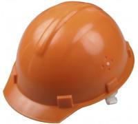 Каска защитная оранжевая / СИБРТЕХ