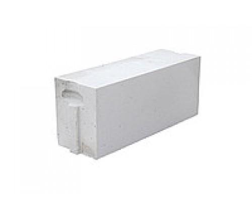 Блок газобетонный  стеновой Пораблок 100*250*625 D500 (под72шт/1,125м3)