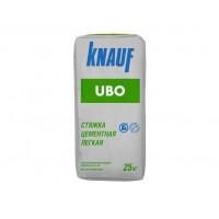 Стяжка для пола КНАУФ-УБО цементная легкая, 30-300мм, 25кг