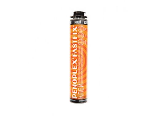 Клей полиуретановый Пеноплэкс FASTFIX, 750 мл для теплоизоляции