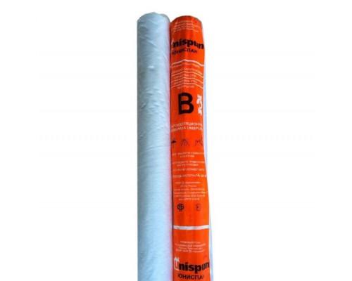 Юниспан В 1500*60г/м2 46,67 м (70 м2) пароизоляция