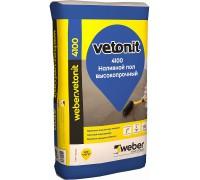 Ветонит 4100 Наливной пол самовыравнивающийся, 2-30 мм (25 кг) (1 пал/48 шт)