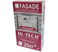 Клей для теплоизоляции IN-TECK FASADE Стандарт ЗИМА, 25кг (1пал/48шт)
