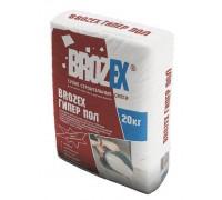 """Ровнитель для пола """"Brozex""""20 кг,Гипер пол (1/56шт)"""