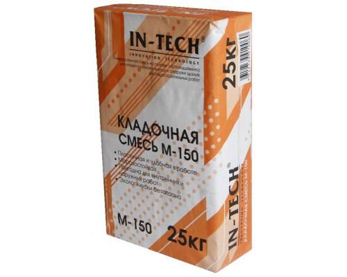 Кладочная смесь IN-TECK  М-150 ICE, 25кг (1пал/48шт)