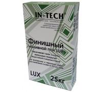 Пол IN-TECK LUX финишный, 25 кг (1пал/48шт)