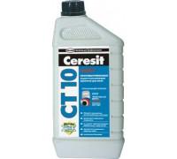 Гидрофобная пропитка Церезит (Ceresit)  СТ 10/1 (1 кор/12 шт)