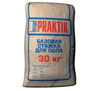 Бергауф Практик Стяжка для пола М200  10-80 мм, 30 кг (1 пал/48 шт)