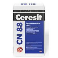 Церезит (Ceresit) СN 88 Стяжка для пола высокопрочная, 5-80 мм (25кг) (1 пал/48 шт)