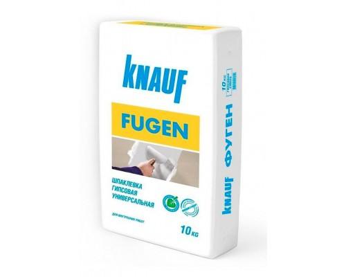 Шпатлёвка КНАУФ Фуген (Knauf Fugen) гипсовая универсальная, 10 кг(1 пал/117 шт)