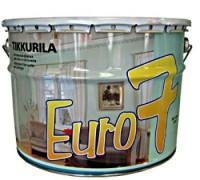 Краска Тиккурила ЕВРО 7 латексная матовая (9л)