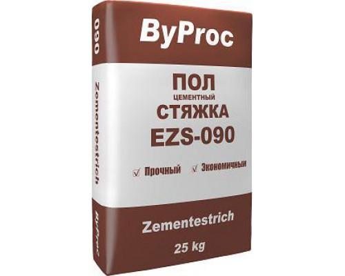 БиПрок (ByProc) EZS-090 Стяжка для пола от 40-100 мм (25 кг) (1 пал/48 шт)