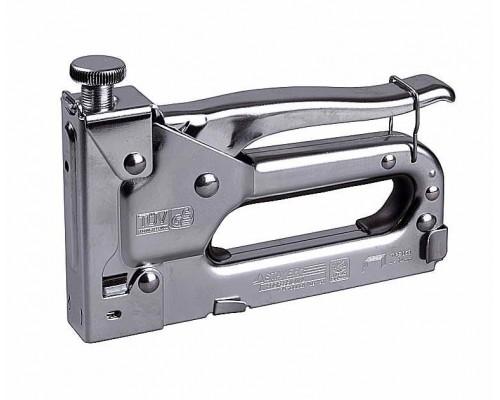 Пистолет скобозабивной регулируемый 4-14 мм
