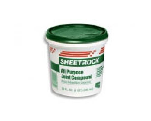 Шпатлёвка ШИТРОК (SHEETROCK) готовая универсальная, 5,6 кг