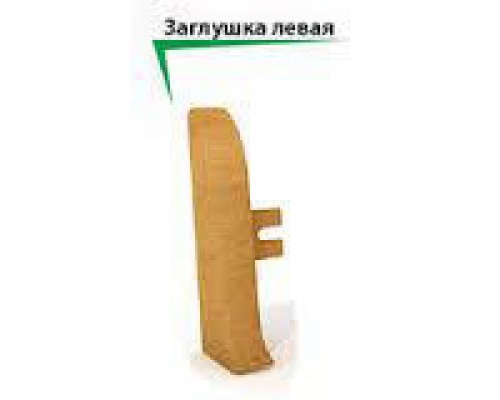 Заглушка левая  RONAPOL Орех (код 903) (уп25шт.)