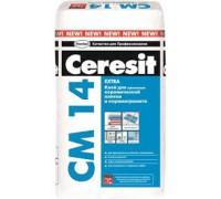 Клей Церезит (Ceresit) СМ 14 Extra для плитки , 25 кг (1 пал/48 шт)