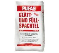 ПУФАС №3 Шпаклевка для выравнивания неровностей (25кг) Glatt-und Fullspachtel