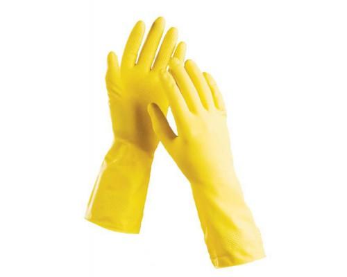 Перчатки латексные (S)