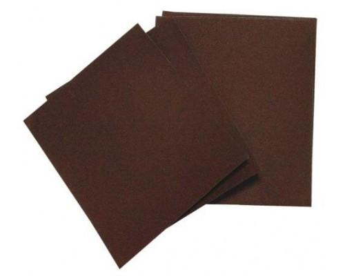 Бумага шлифовальная водост. 150 н-р 10 шт.