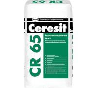 Гидроизоляция Церезит (Ceresit) CR 65 ,5 кг (1 пал/48)