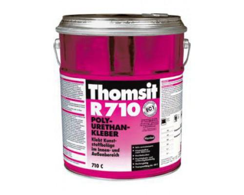 Клей для резиновых покрытий Томзит R710 полиуретановый, 10кг