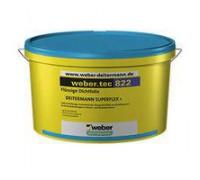 Weber.tec 822 (Вебер.тек 822) гидроизоляция в Екатеринбурге - цвет розовый (8 кг)