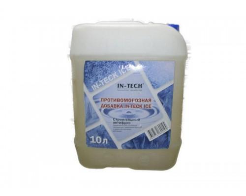 Противоморозная добавка  IN-TECK (Антифриз) 10л (1пал/75шт)