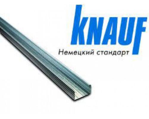Кнауф Профиль ПН 28*27 (3 п.м.) (16 шт/уп)