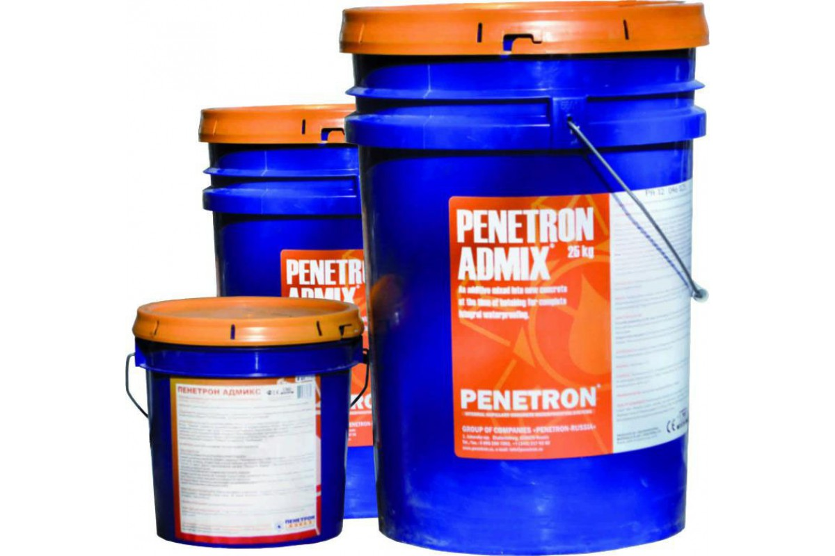 Гидроизоляция пенетрон где купить бетоноконтакт файдаль