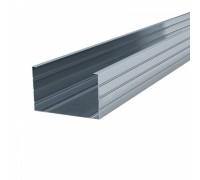 Профиль потолочный для гипсокартона ПП 60*27*3000*0,5мм Стандарт оцинкованный